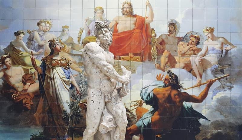 Kultura Pytanie-Ciekawostka: Bogiem czego jest Hades w mitologii greckiej?