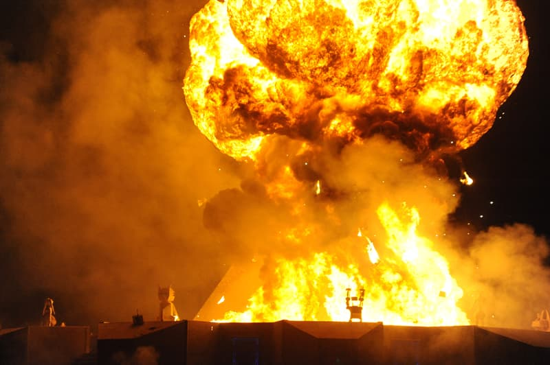 History Trivia Question: The largest non-nuclear wartime explosion took place in which city?