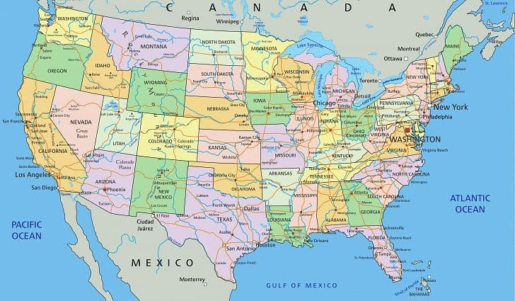 History Trivia Question: What was the first state to enter the union after the original thirteen?