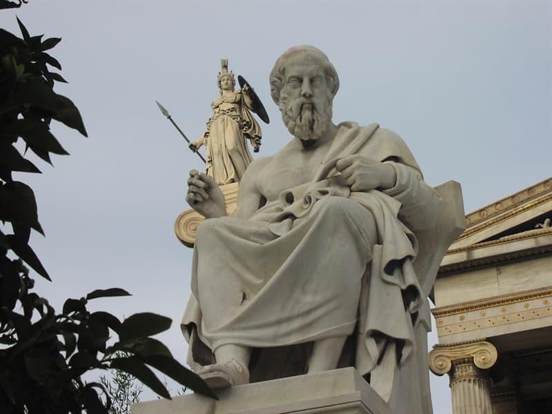historia Pytanie-Ciekawostka: Gdzie urodził się grecki filozof Platon?