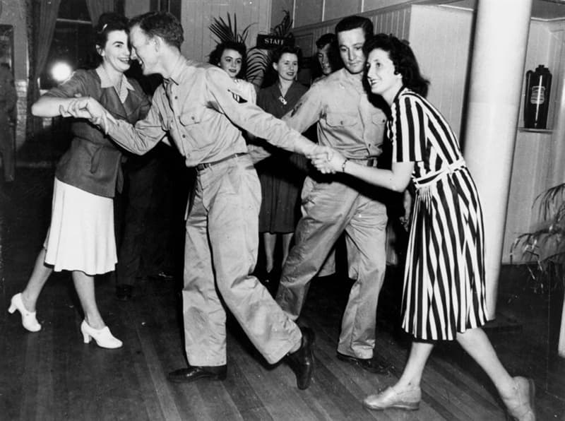 Culture Trivia Question: Who promoted and produced the first record of square dancing?