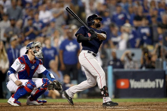 Sport Trivia Question: Who was the last National League Player to win the triple crown hitting award?