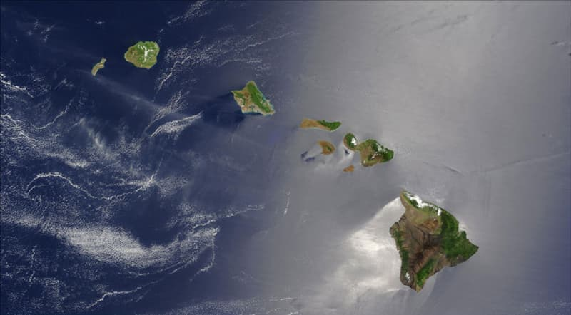 Geography Trivia Question: As of 2012, who owns 98% of the Hawaiian island of Lanai?