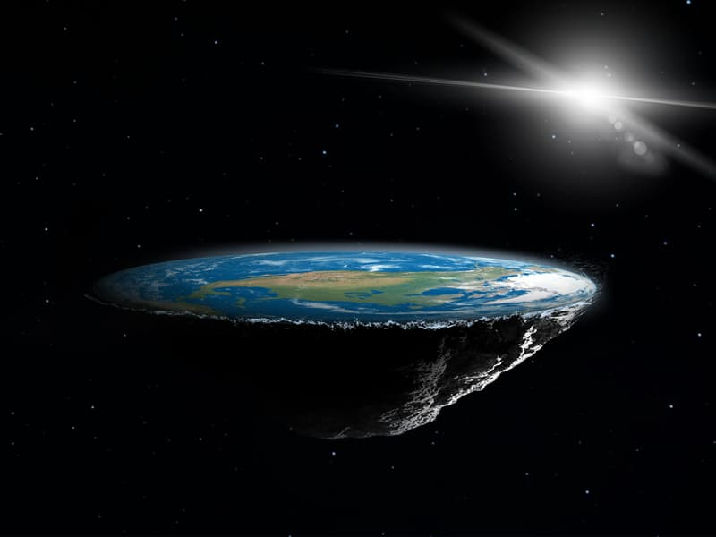 History Trivia Question: Before Columbus, scholars generally believed that the world was flat.