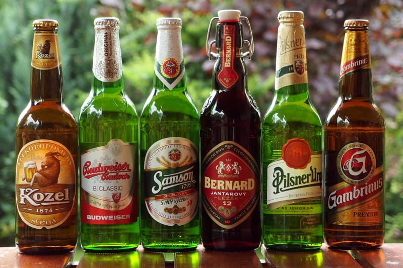 Culture Trivia Question: Budweiser beer is named after a town in Czechoslovakia.