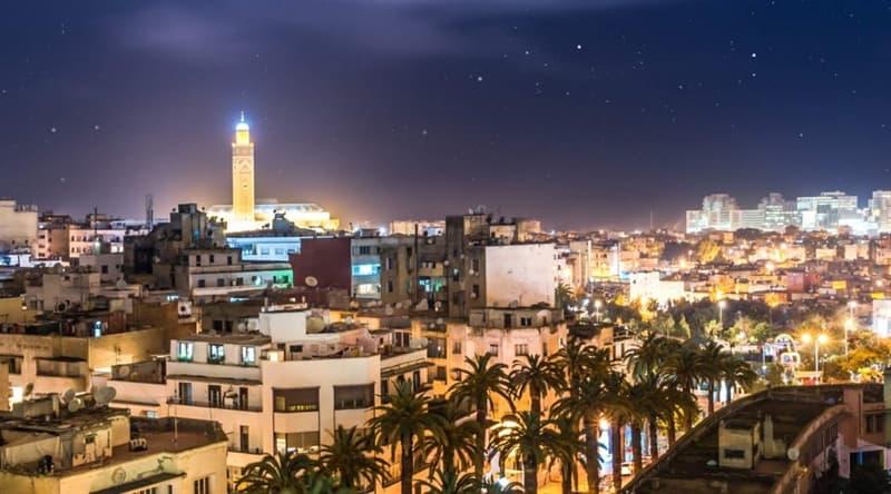 Geografia Pytanie-Ciekawostka: Casablanca jest największym miastem jakiego afrykańskiego kraju?
