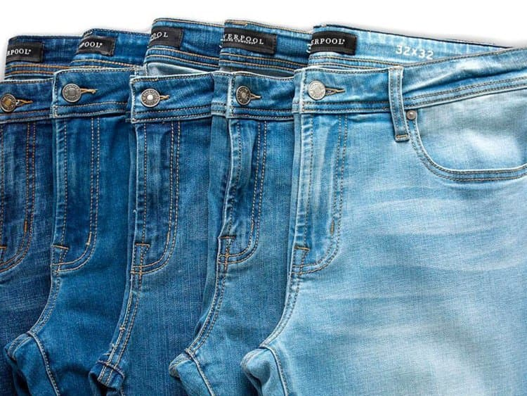 Culture Trivia Question: Denim Jeans take their name from two Mediterranean cities.