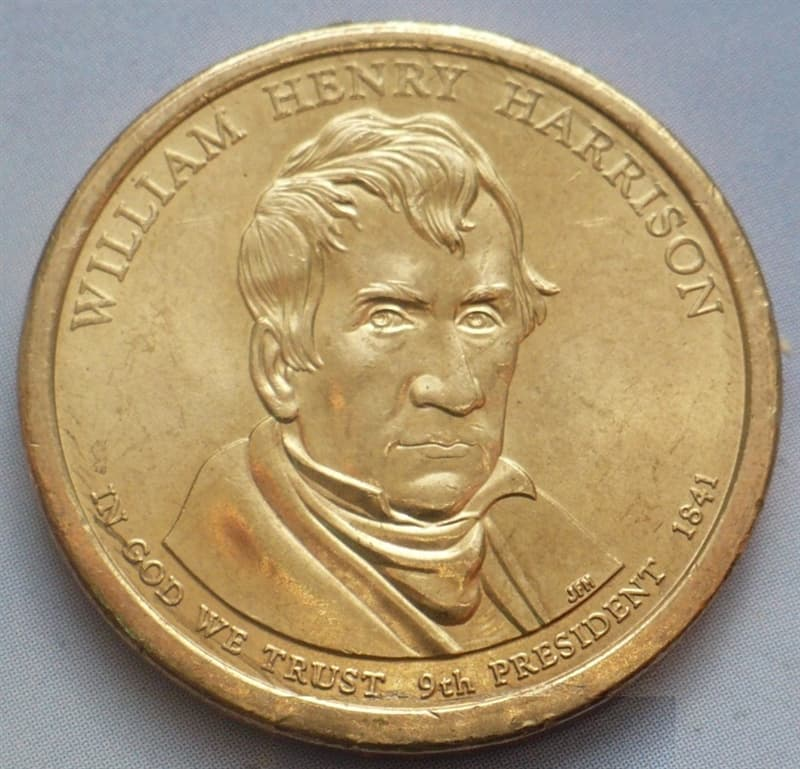 History Trivia Question: Did William Henry Harrison serve a four year term as U.S. president?
