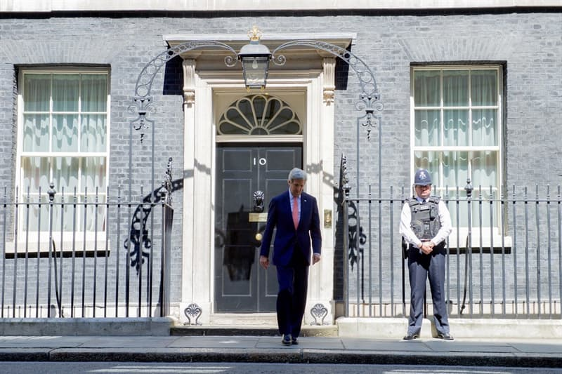 History Trivia Question: During World War II, Winston Churchill's brother lived in 10 Downing Street.