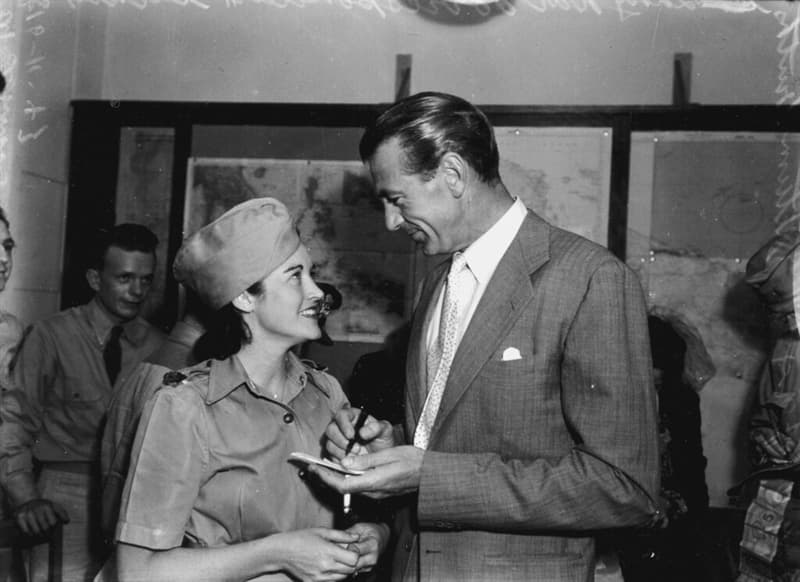 Society Trivia Question: Gary Cooper did NOT star in ...