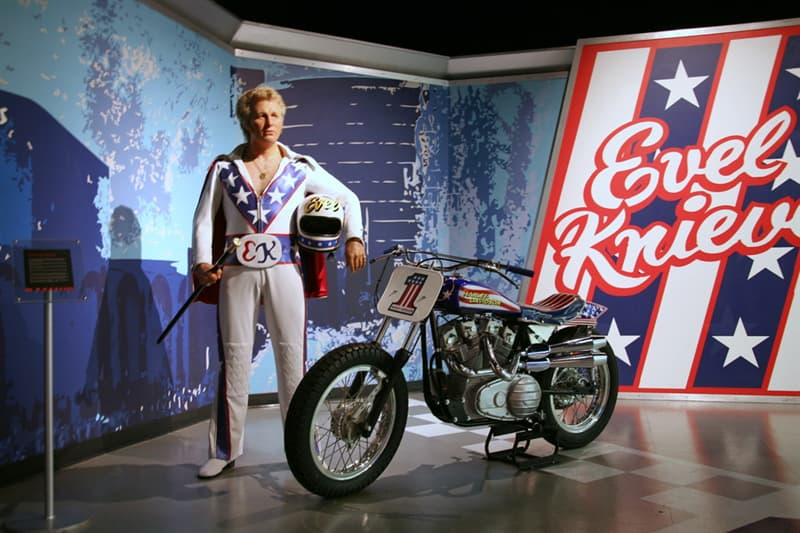 Culture Trivia Question: How many bone fractures did the stunt performer Evel Knievel suffer during his career?
