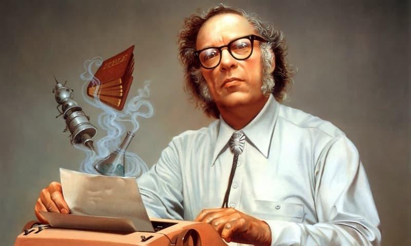 Kultur Wissensfrage: Wie viele Bücher wurden vom Science-Fiction-Schriftsteller Isaac Asimov veröffentlicht?