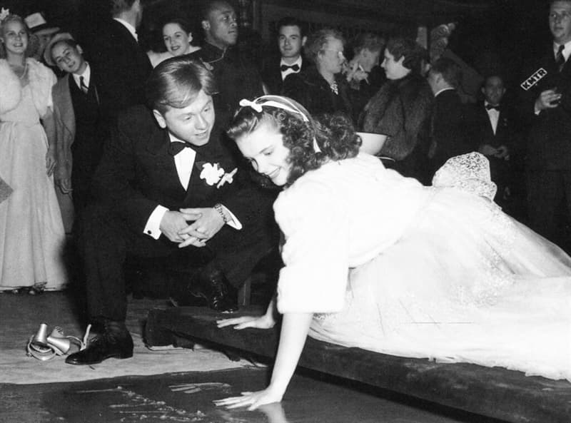 Movies & TV Trivia Question: How many films did Mickey Rooney and Judy Garland make together?