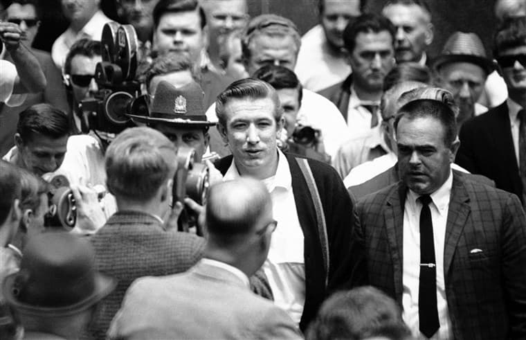 Society Trivia Question: How many people did Richard Speck kill in 1966?