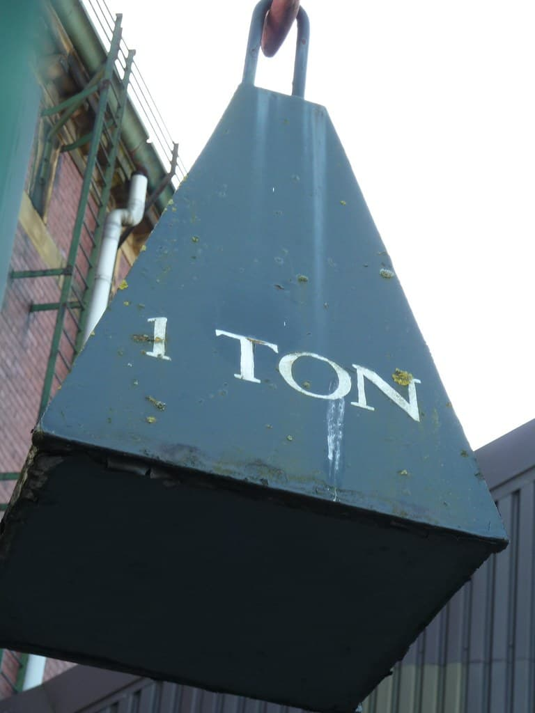 Science Trivia Question: How many pounds in a short ton?