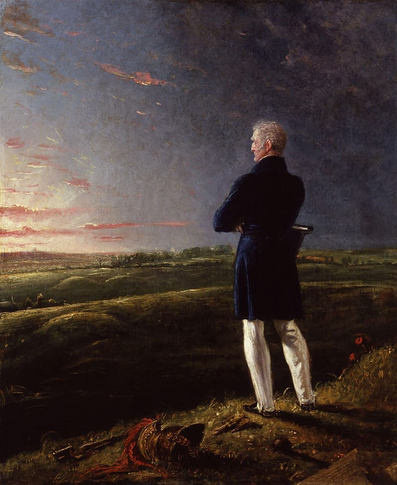 History Trivia Question: How many times was Arthur Wellesley, 1st Duke of Wellington, British prime minister?
