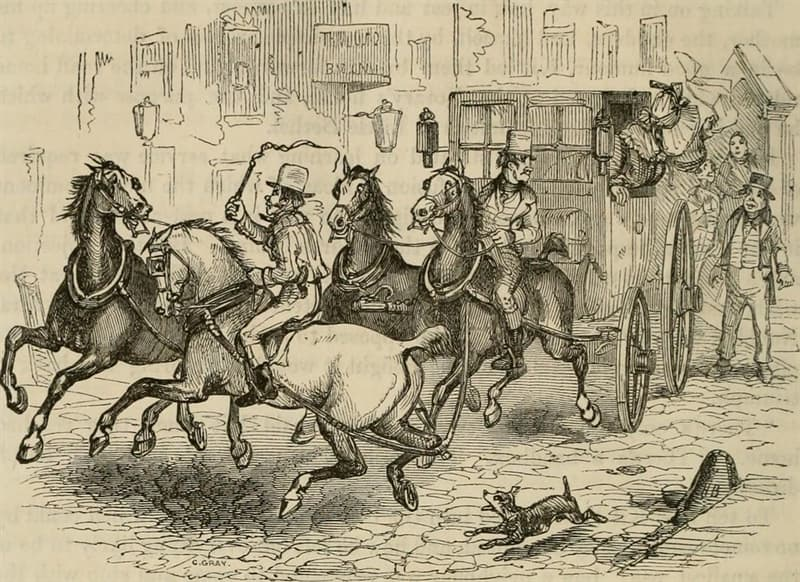 """historia Pytanie-Ciekawostka: W 1780 roku Londyn doznał """"Rozruchów Gordona"""". O co tu chodziło?"""