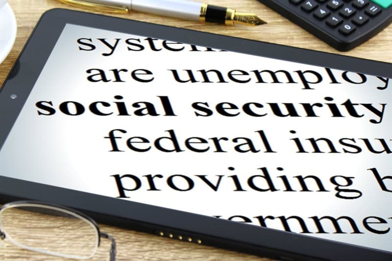 Society Trivia Question: In addition to age, what are Social Security benefits based on?