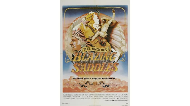 Movies & TV Trivia Question: In the movie Blazing Saddles, which actor played the role of The Waco Kid?