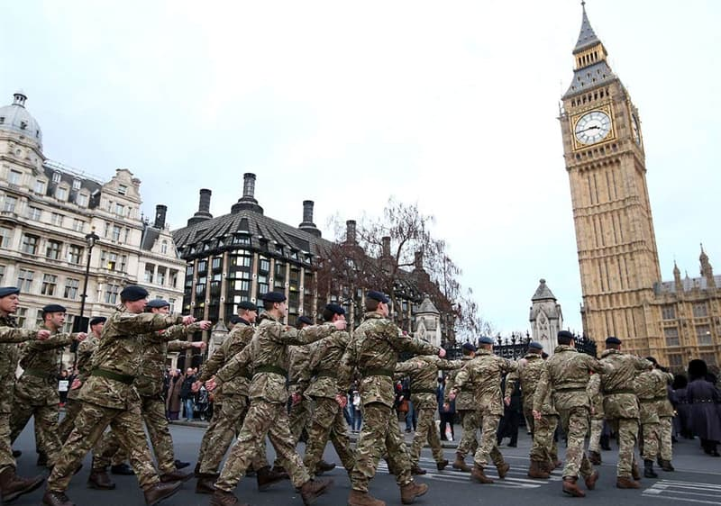 Society Trivia Question: In the UK, what is the second highest decoration for heroism or courage?