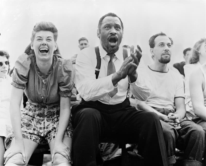 Movies & TV Trivia Question: In what film did Paul Robeson sing Old Man River?