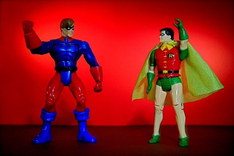 Kultura Pytanie-Ciekawostka: W jakim roku Robin po raz pierwszy pojawił się jako pomocnik Batmana?
