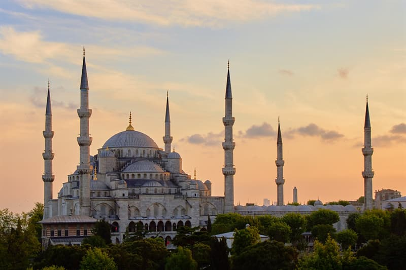 Geography Trivia Question: Istanbul in European Turkey has been known by many names. Which one of these four names has never been used for this city?