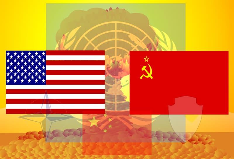 История Вопрос: Какое событие считается символом окончания «холодной войны»?