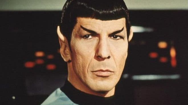 Movies & TV Trivia Question: On Star Trek, it was stated that Mr. Spock's blood was what color?