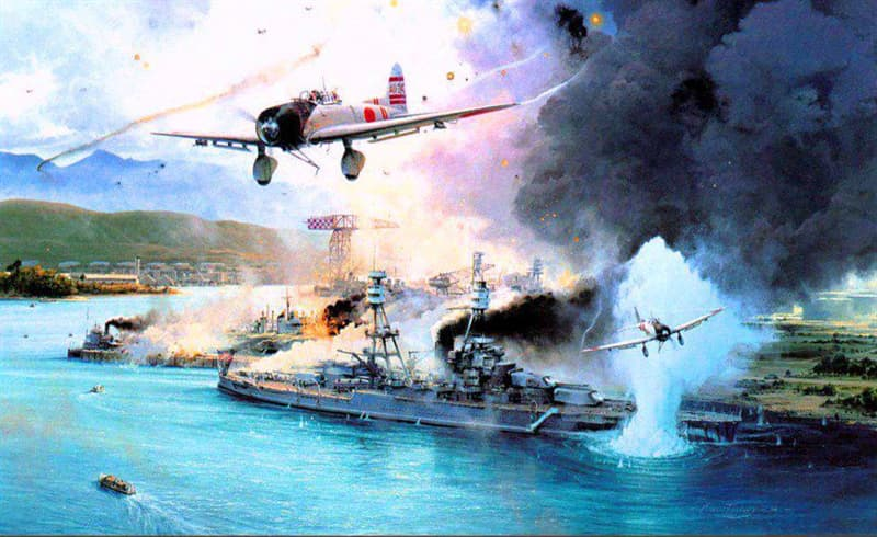 Geography Trivia Question: On which Hawaiian island is Pearl Harbor located?