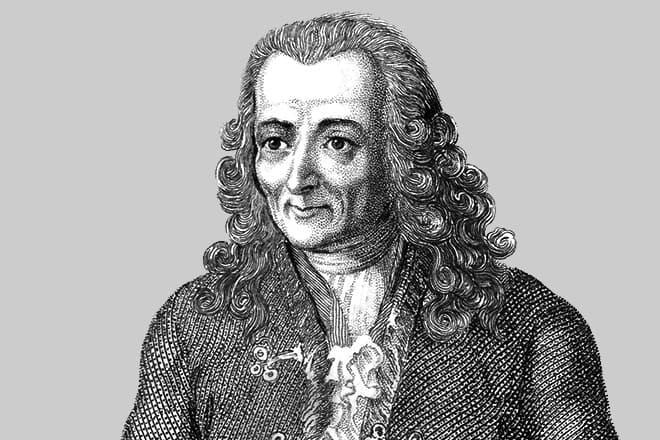 Історія Запитання-цікавинка: Сидів чи великий французький філософ-просвітитель Вольтер в Бастилії?