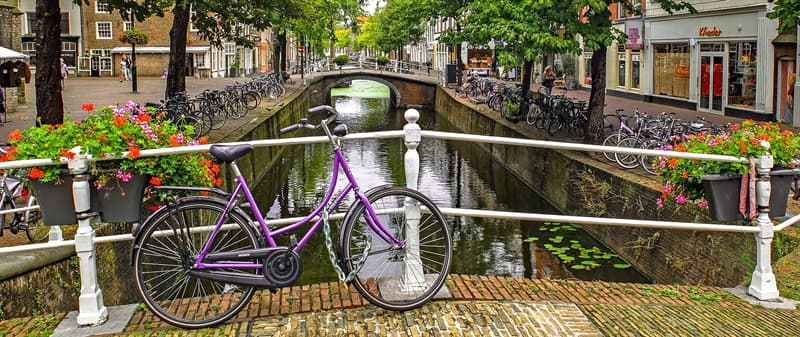 Geography Trivia Question: The Kingdom of the Netherlands consists of how many countries?