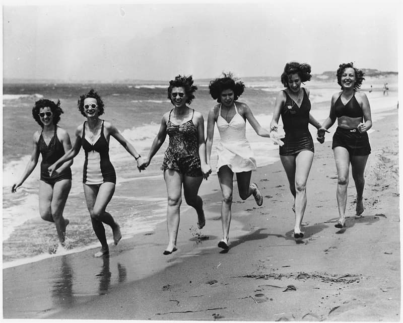 """Culture Trivia Question: Who coined the phrase """"Bikini"""" for the two piece swimsuit design in 1946?"""