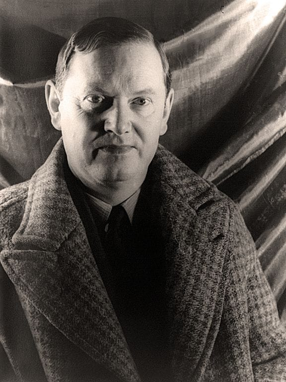 Society Trivia Question: The novelist Evelyn Waugh was married to … Evelyn Waugh.