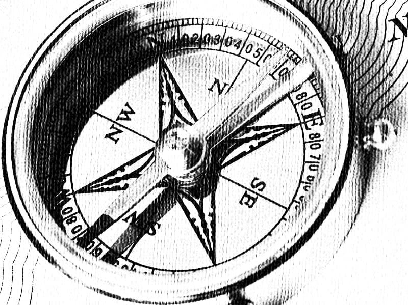 Історія Запитання-цікавинка: В якій країні був винайдений перший в світі компас?