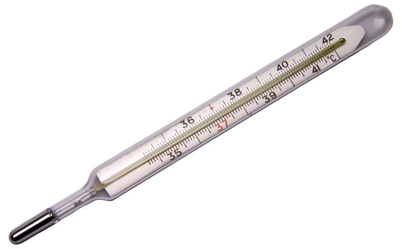 nauka Pytanie-Ciekawostka: Czy alkohol był kiedykolwiek używany w termometrach?