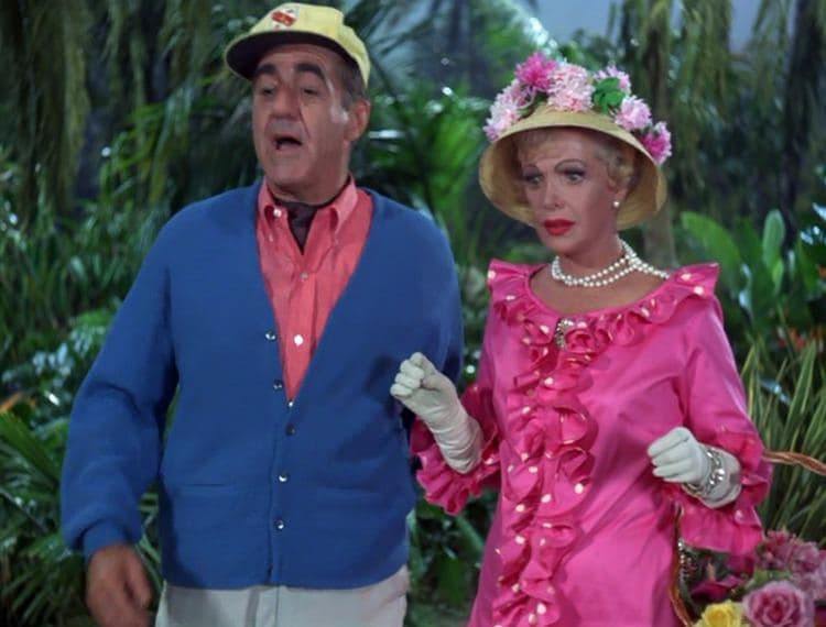 """Movies & TV Trivia Question: What did Thurston Howell, III, of """"Gilligan's Island"""", always call his wife?"""