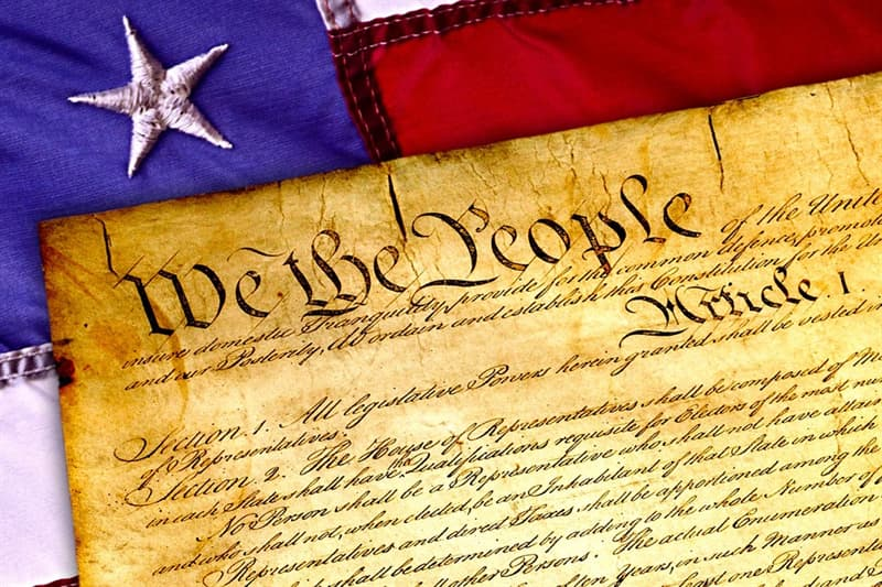 Society Trivia Question: What does the 3rd Amendment to the US Constitution establish?