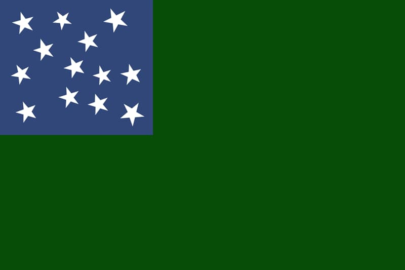 History Trivia Question: What flag is this?