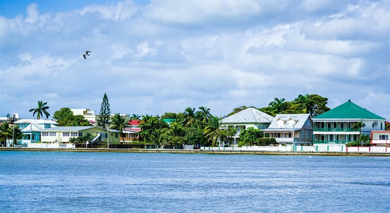 Geography Trivia Question: What is the capital of Belize?