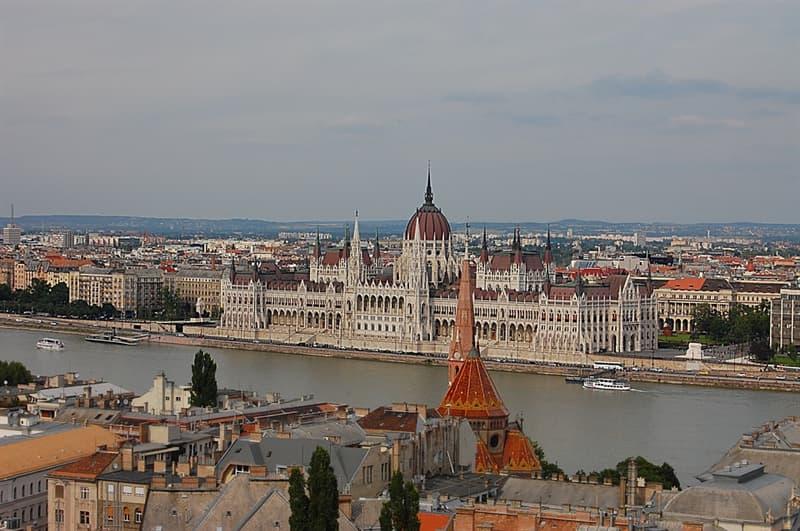 Geografia Pytanie-Ciekawostka: Co jest stolicą Węgier?