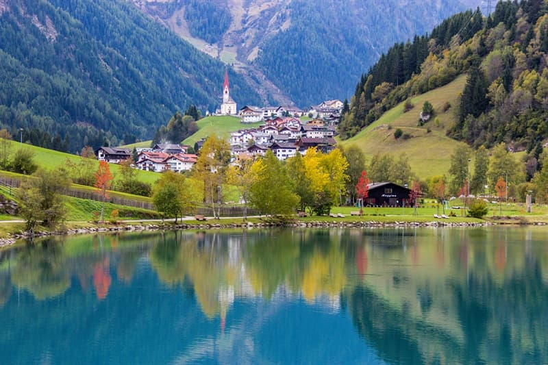 Geography Trivia Question: What is the capital of the Austrian federal state of Tyrol?