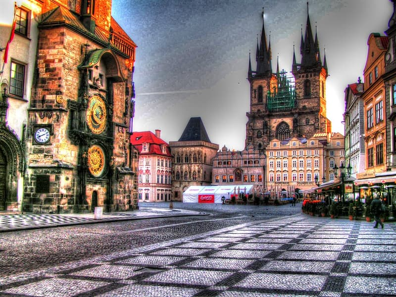 Geography Trivia Question: What is the capital of the Czech Republic?