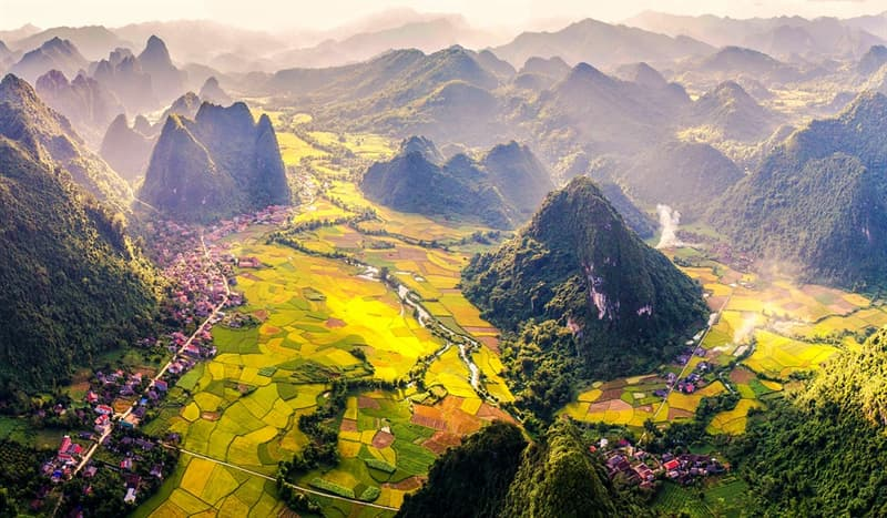 Geography Trivia Question: What is the capital of Vietnam?