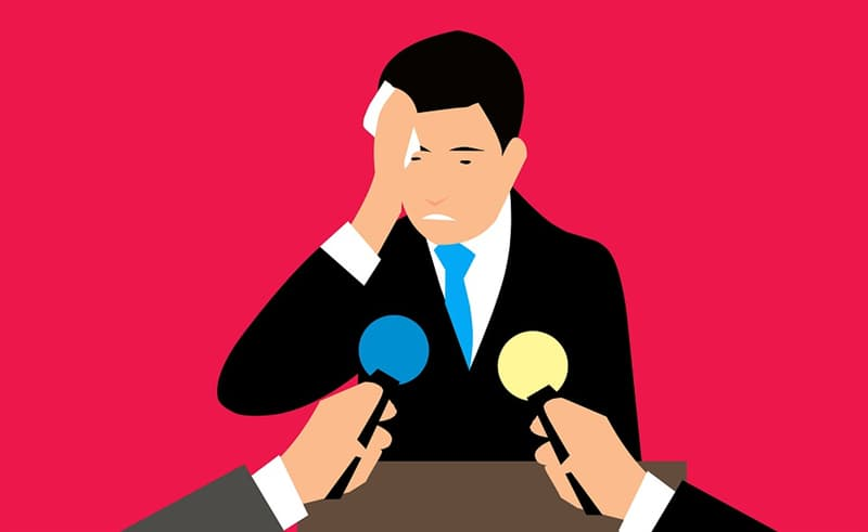 Society Trivia Question: What is the fear of public speaking called?