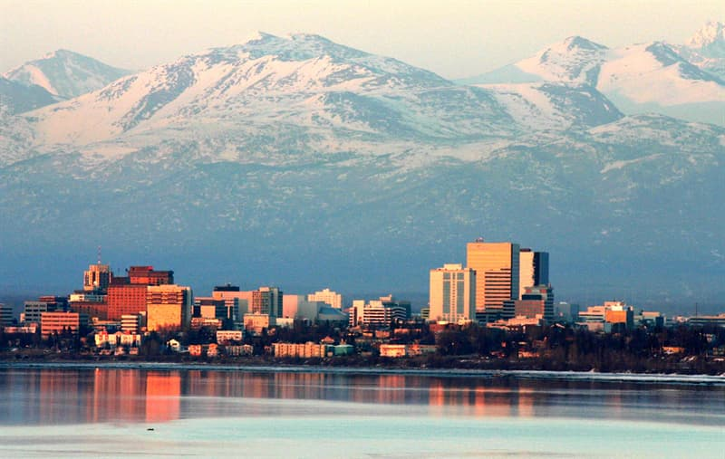 Geography Trivia Question: What is the largest city in Alaska by population?