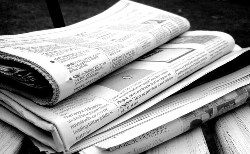 Society Trivia Question: What newspaper was first published on June 7th, 1810?