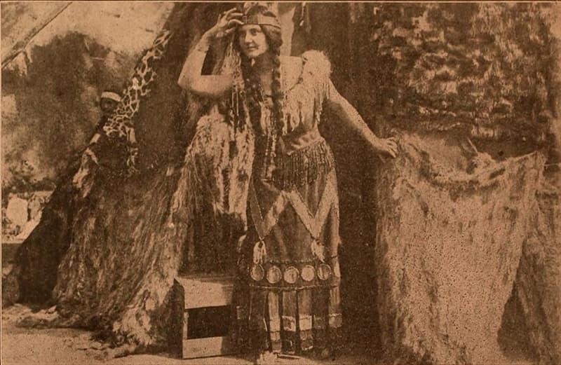 Geschichte Wissensfrage: Welchen anderen Namen hatte Pocahontas?