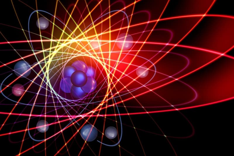 Science Trivia Question: What particles are the result of the decay of a free (not in a nucleus) neutron?