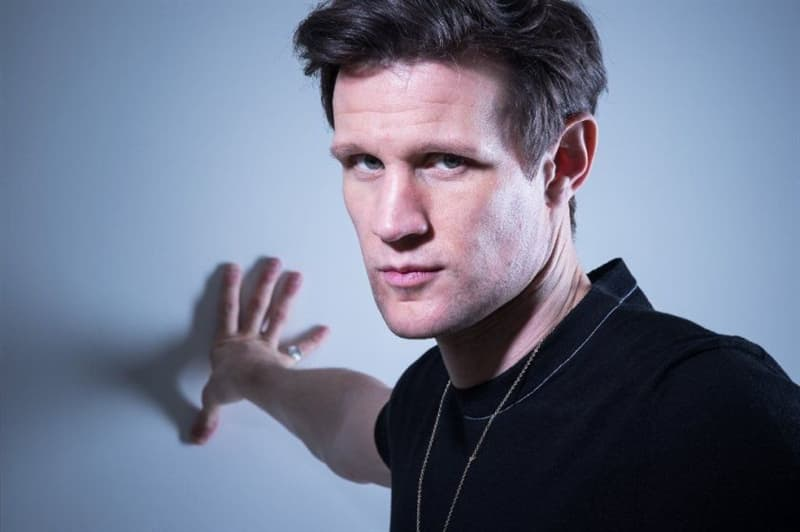 Movies & TV Trivia Question: What popular science-fiction TV show did Matt Smith star in?